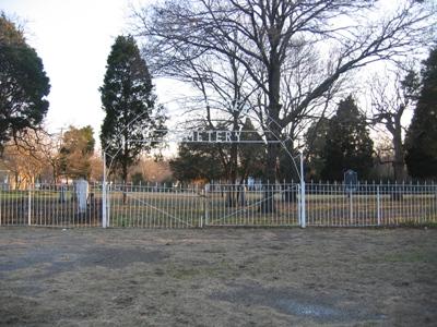W.W. Glover Cemetery