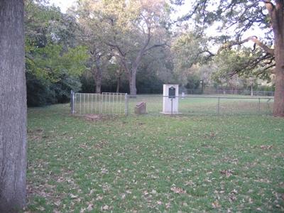 Berachah Cemetery