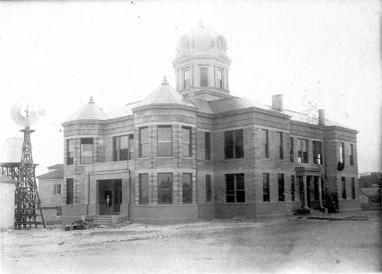 Kinney County Courthouse 1911