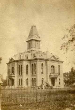 Newton County Courthouse 1902