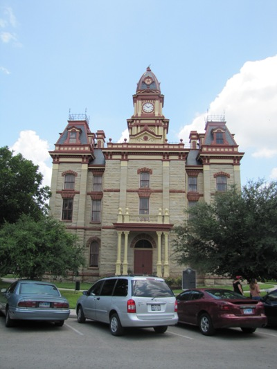 Caldwell County Courthouse (RTHL)