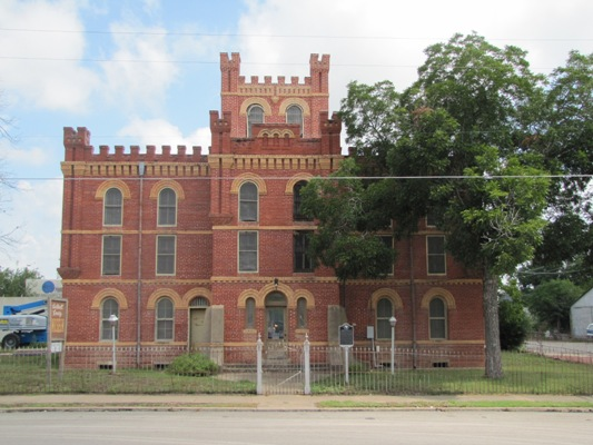 Caldwell County Jail (RTHL)