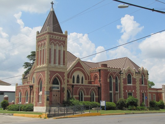 First Christian Church (Disciples of Christ) of Lockhart (RTHL)