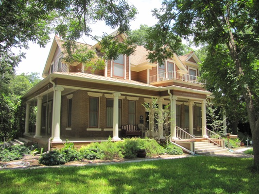 Karbach-Flowers House (RTHL)