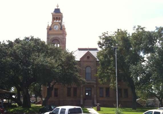 Llano County Courthouse (RTHL)