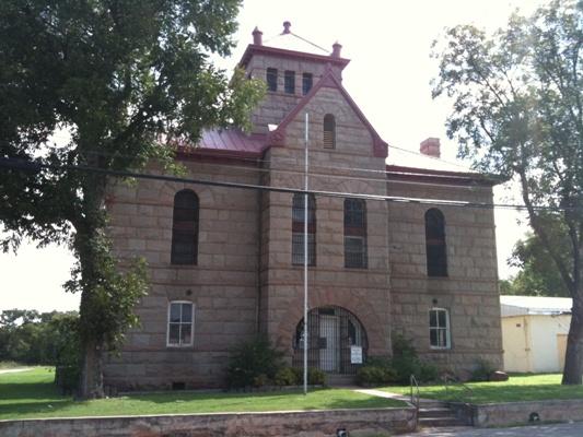 Llano County Jail (RTHL)